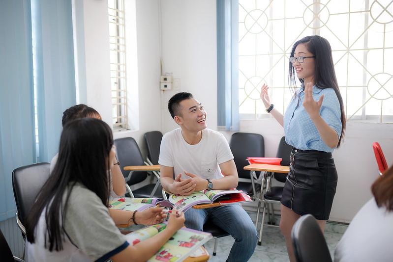Khóa học HSK cấp tốc kết hợp khóa luyện thi HSK