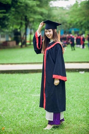 Học viên Vũ Phạm Mai Thy