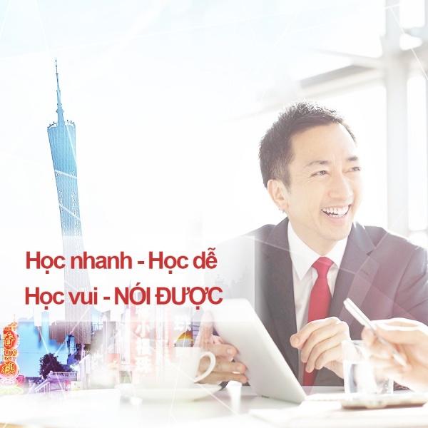 Khóa học tiếng Hoa cho người buôn hàng Quảng Châu