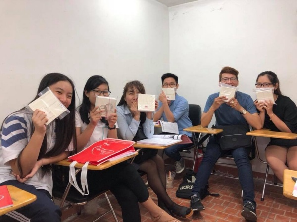 Trung tâm SHZ khai giảng các lớp học tiếng Hoa cuối tuần