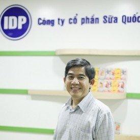 Ông Nguyễn Xuân Trang, học viên khóa Tiếng Hoa Doanh Nghiệp