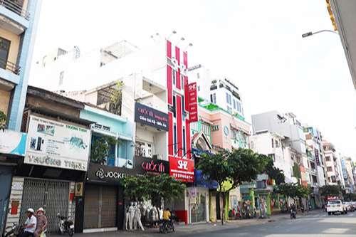 Trung tâm tiếng Hoa SHZ cơ sở quận 3 nguyễn đình chiểu