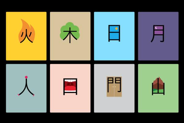Cách học 214 bộ thủ chữ Hán tiếng Trung Quốc qua hình ảnh