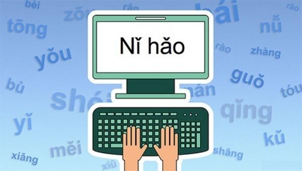 Cách gõ thanh điệu tiếng Trung trên máy tính