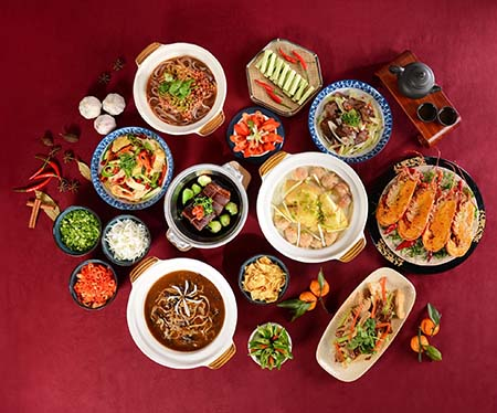 Danh Sách Món Ăn Trung Quốc Bằng Tiếng Trung