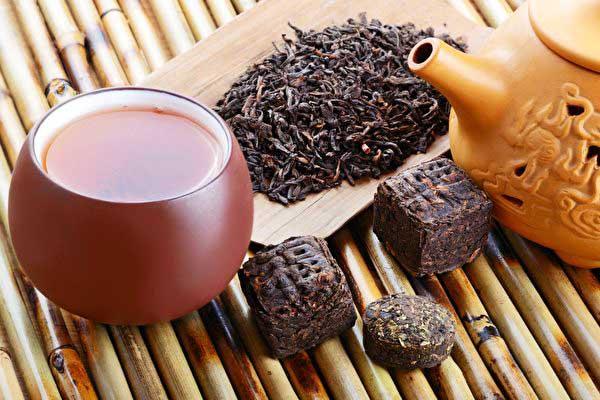 Trà Phổ Nhĩ là một trong những loại trà nổi tiếng của Trung Quốc