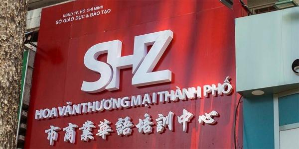 Trung tâm dạy tiếng Hoa – SHZ tại TP.HCM & Bình Dương