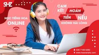 Học Tiếng Hoa Online Trực Truyến Với Giáo Viên