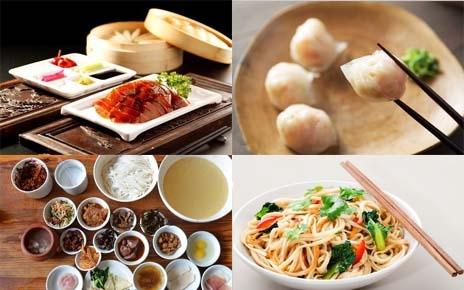 Các Món Ăn Trung Quốc Nổi Tiếng Nhất
