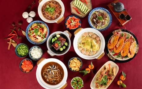 Danh Sách Tên Các Món Ăn Trung Quốc Bằng Tiếng Trung