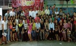 Hoa Văn Thương Mại Thành Phố sau 10 năm phát triển (2002 - 2012)