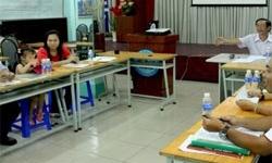 SHZ cải tiến và đổi mới phương pháp dạy học tiếng Hoa