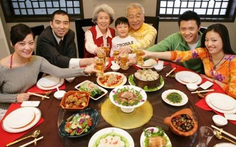 Văn Hóa Ăn Uống Của Người Trung Quốc